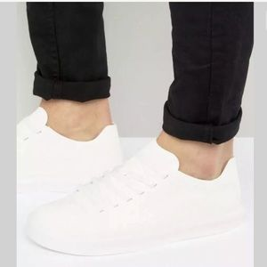 New Native Monaco Low Sneakers White Lightweight